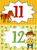 Wild West Domino Addition- A Western Math Game