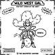 Wild West Gal – Clip Artists Collab FREEBIE
