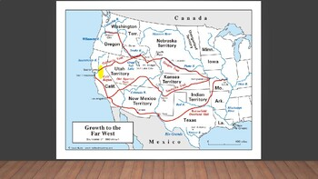 Wild West History PowerPoint US History