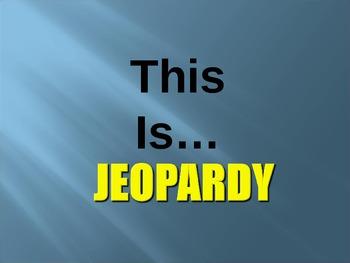 Wild West Jeopardy