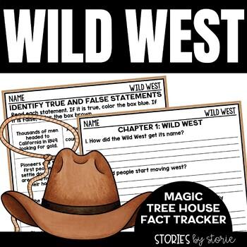 Wild West (Magic Tree House Fact Tracker)