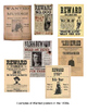 Wild West: Make Your Own Wanted Poster