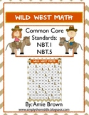 Wild West Math Chevron 120 Chart Game