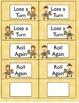 Wild West Math Chevron 120 Chart Game