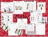 Wild West Math and Literacy Fun