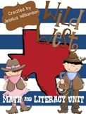 Wild West Math and Literacy Unit