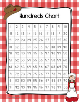 Wild West - Number Posters & Hundreds Charts