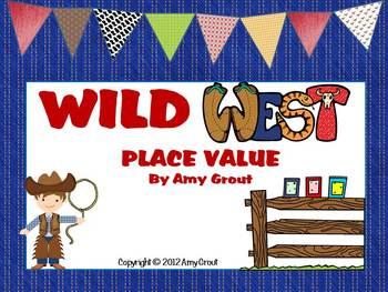 Wild West Place Value