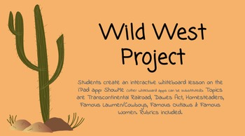 Wild West Project