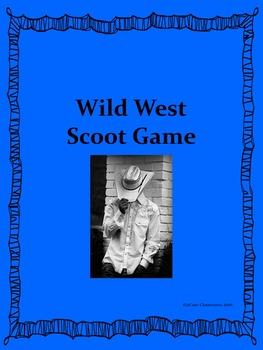Wild West Scoot Game