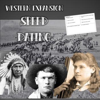 Wild West Speed Dating