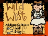 Wild West Suffixes -ed and -ing