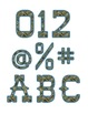 Wild West - Western Themed Cowgirl Plaid Alphabet Graphic Set