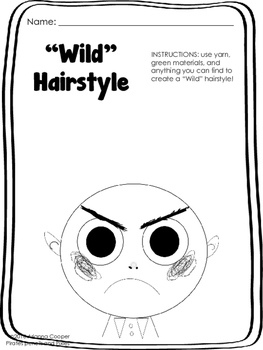 Wild - Wild Hairstyle (reading extension/warm up)