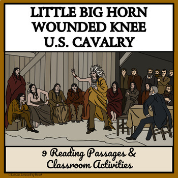 Wild, Wild West Careers: U.S. Cavalry, Little Big Horn and  Wounded Knee
