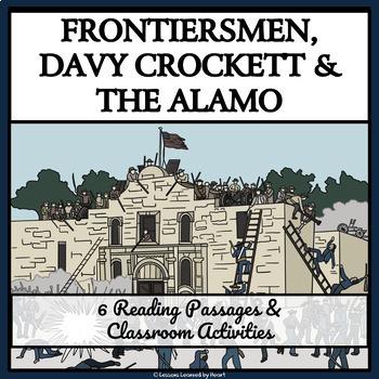 Wild, Wild West Careers: Frontiersman; Davy Crockett and the Alamo