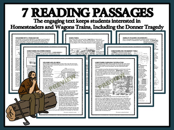 Wild, Wild West Careers: Homesteaders and Wagon Trains