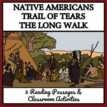 Wild, Wild West Careers: Native American Chief, Trail of Tears, The Long Walk