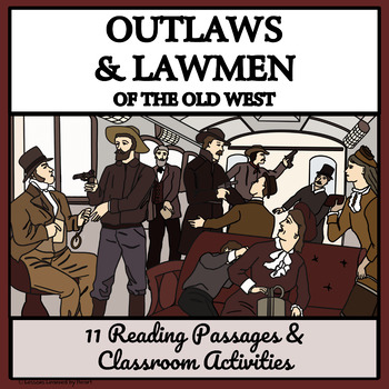 Wild, Wild West Careers: Outlaws and Lawmen