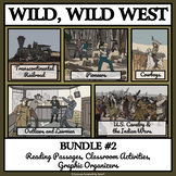 Wild, Wild West Careers: BUNDLE Volume 2