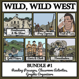 Wild, Wild West Careers: BUNDLE Volume 1