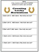 Wild Wild West Common Core Math Stations
