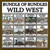 Wild, Wild West - Mega Bundle of Bundles