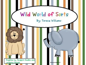 Wild World of Sorts