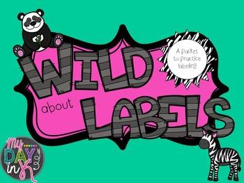 Animal Label Writing