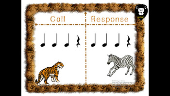 Wild about Rhythm - Note/Rest Values - POWERPOINT - elementary music