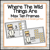 Where The Wild Things Are: Ten Frames 0-20