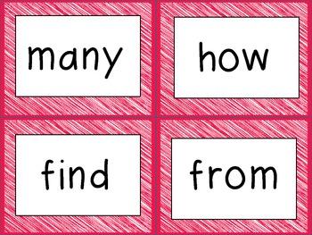 Wild about Words: Word work activities for Journeys Reading Series Kindergarten