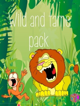 Wild and tame pack