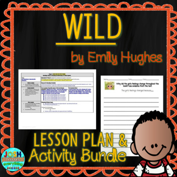 Wild by Emily Hughes 4-5 Day Lesson Plan