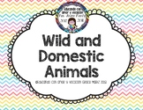 Wild or Domestic Animals