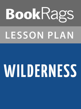 Wilderness Lesson Plans