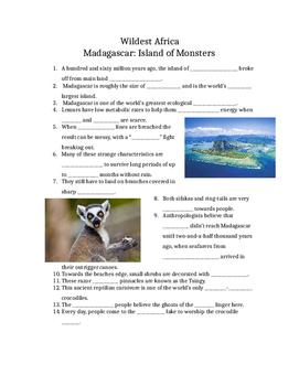 Wildest Africa: Madagascar