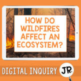Wildfires and Ecosystems Digital Inquiry Jr.     3rd Grade
