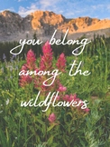 Wildflower Posters