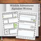 Wildlife Adventures Alphabet Writing