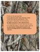 Wildlife- Hunter's Education Interactive Notebook Template