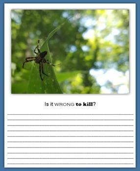 Wildlife Writing (Fall)