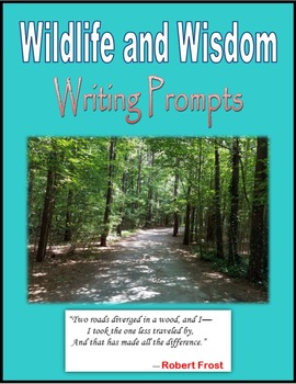 Wildlife and Wisdom Writing Prompts for High School