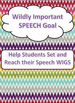 Wildly Important **Speech** Goal