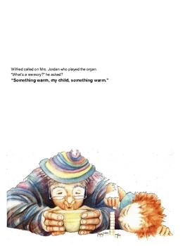 Wilfred Gordon McDonald Partridge Literature Response - Our Memories