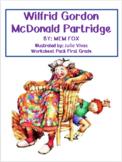Wilfrid Gordon McDonald Partridge Worksheet Pack