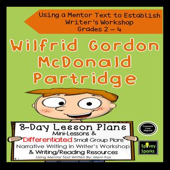 Wilfrid Gordon McDonald Partridge Literacy Unit