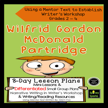 Wilfrid Gordon McDonald Partridge Literacy Unit