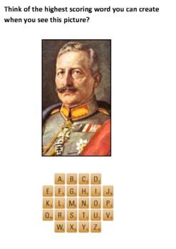 Wilhelm II Handout