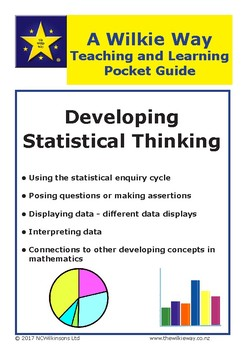 Wilkie Way Pocket Guide To Developing Statistical Thinking